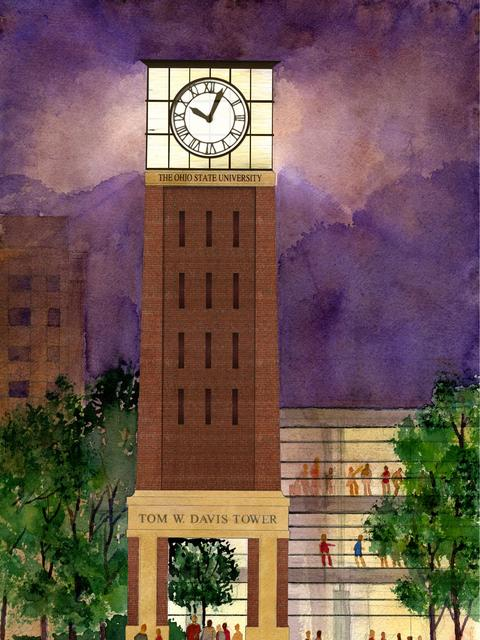 Clock Tower concept